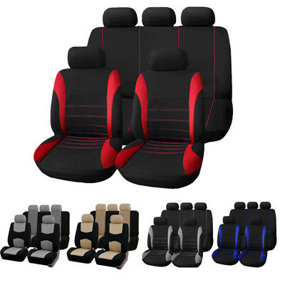 Remarkable Universal Car Seat Cover Cushion Pad Protective Covers Automobiles Seat Covers Ebay Pabps2019 Chair Design Images Pabps2019Com