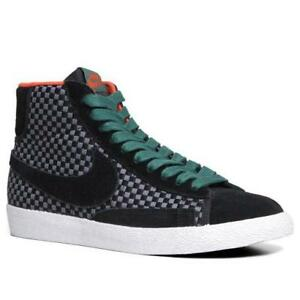ab0535b538094 ... grey shock orange 1cbe8 36736; discount code for image is loading nike  men 039 s shoes blazer mid woven c0f01 b882c