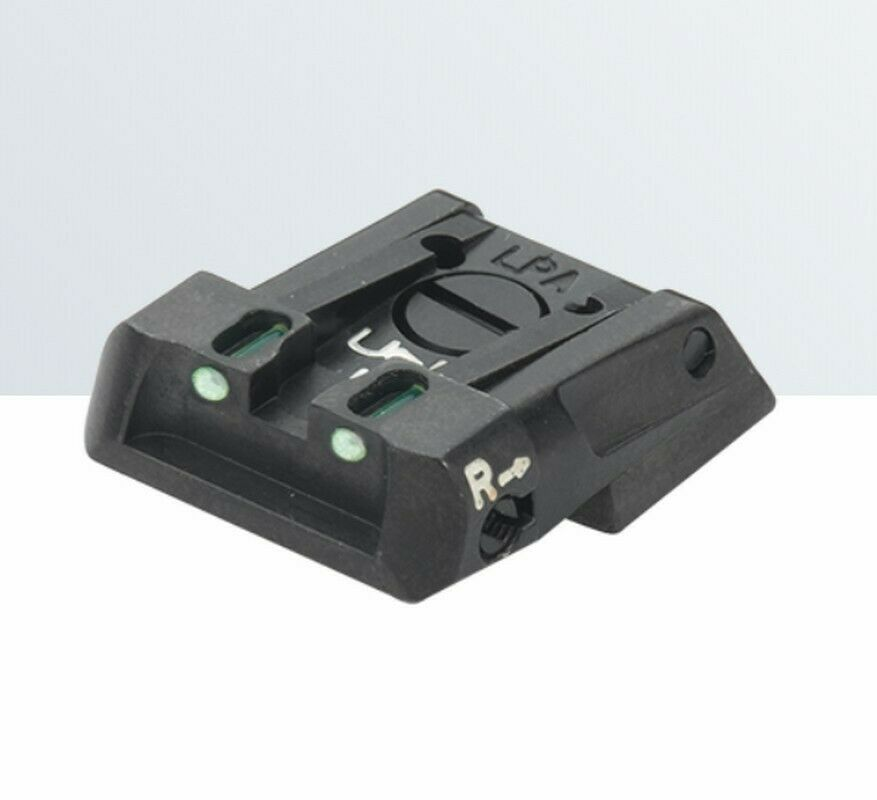 LPA rear sight for Tanfoglio Force, Compact . EAA witness, Jericho new model, do