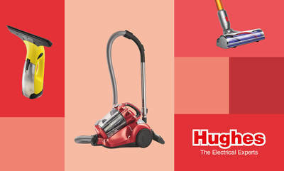 Spring Clean with Vacuums from £39.99