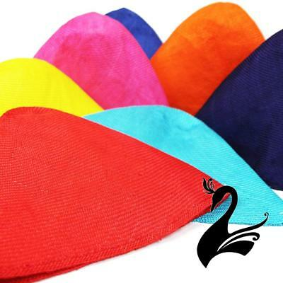 Alice Headband Millinery Hats Fascinators Sinamay 40mm