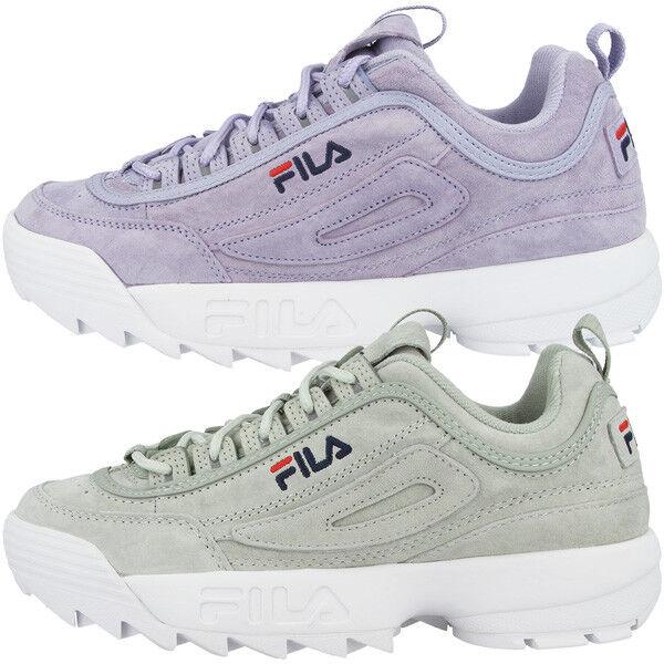 Fila Disruptor S Low Cut Schuhe Women Damen Freizeit Sneaker Halbschuhe  1010304