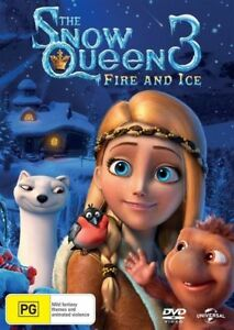 The-Snow-Queen-3-Fire-and-Ice-DVD-NEW-Region-4-Australia