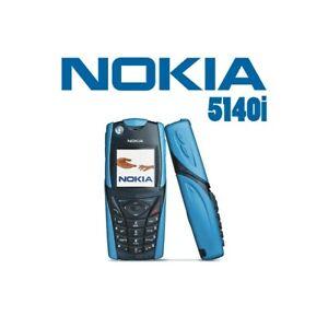 Cellulaire-Telephone-Nokia-5140I-Bleu-Coque-Compatible-Robuste-Resistant
