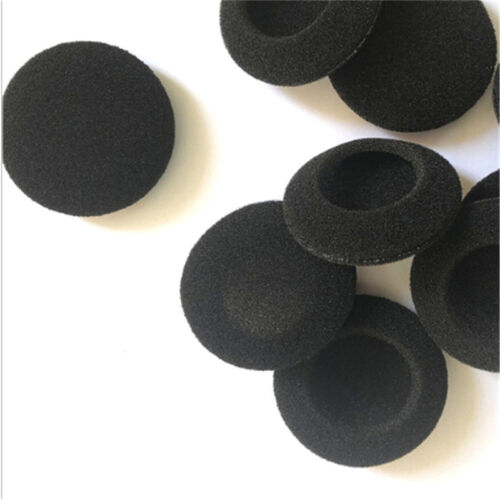 10X 5Cm Foam Earpads Cover Cushion Sponge Cover Replacement Ear Cup Earphone KW