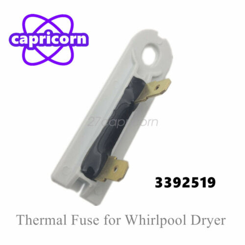 3392519 ET401 Dryer Blower Thermal Fuse fit Whirlpool Kenmore  Maytag PS11741460