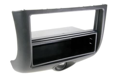 Radio Einbauset Auto 1 DIN Blende Adapter Toyota Yaris Verso P1 4//99-2//03