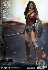 1/6 Batman Vs. Superman Wonder Woman Movie Masterpiece Hot Toys