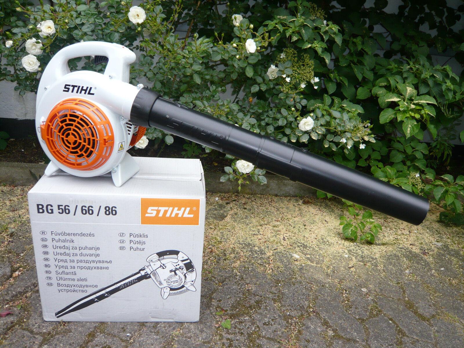 stihl bg 56 essence-souffleur feuilles souffleur de feuilles