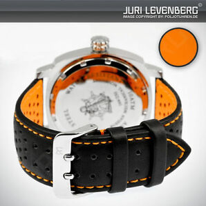 PILOT LEDERBAND LORICA® HighTec Marken Armband wasserfest Sport 20 22 24 mm