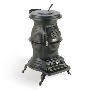 Antique logcabin coal wood stove new queen anne legs for Queen pellet