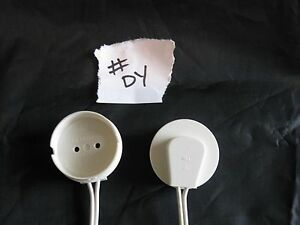 5 x T8 / T12 Fluorescent Lamp Holder 124cm Cable Lead White JobLot UK Seller #DY