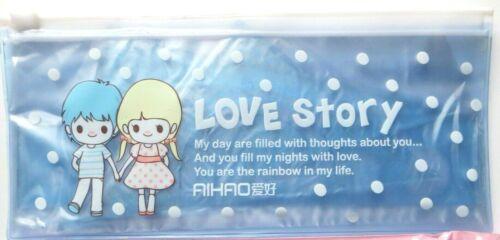 Kawaii import Aihao *Love Story* school geometric mathematics set