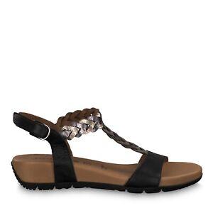 Tamaris Touch it Sandalen Sandaletten Schuhe Gr. 38 Leder NEU