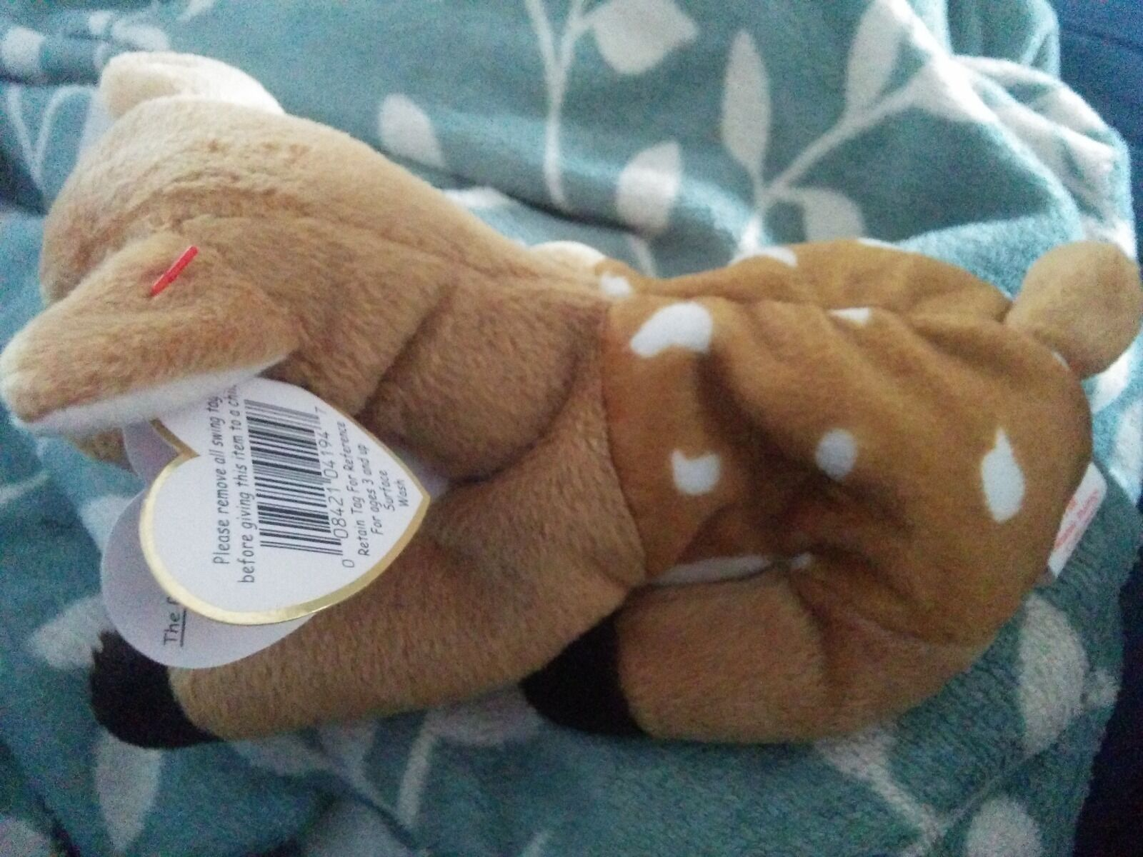 New Beanie Baby Whisper (Collectible)
