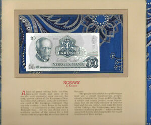 Most-Treasured-Banknotes-Norway-10-Kroner-P36c-6-1983-UNC-serie-CI