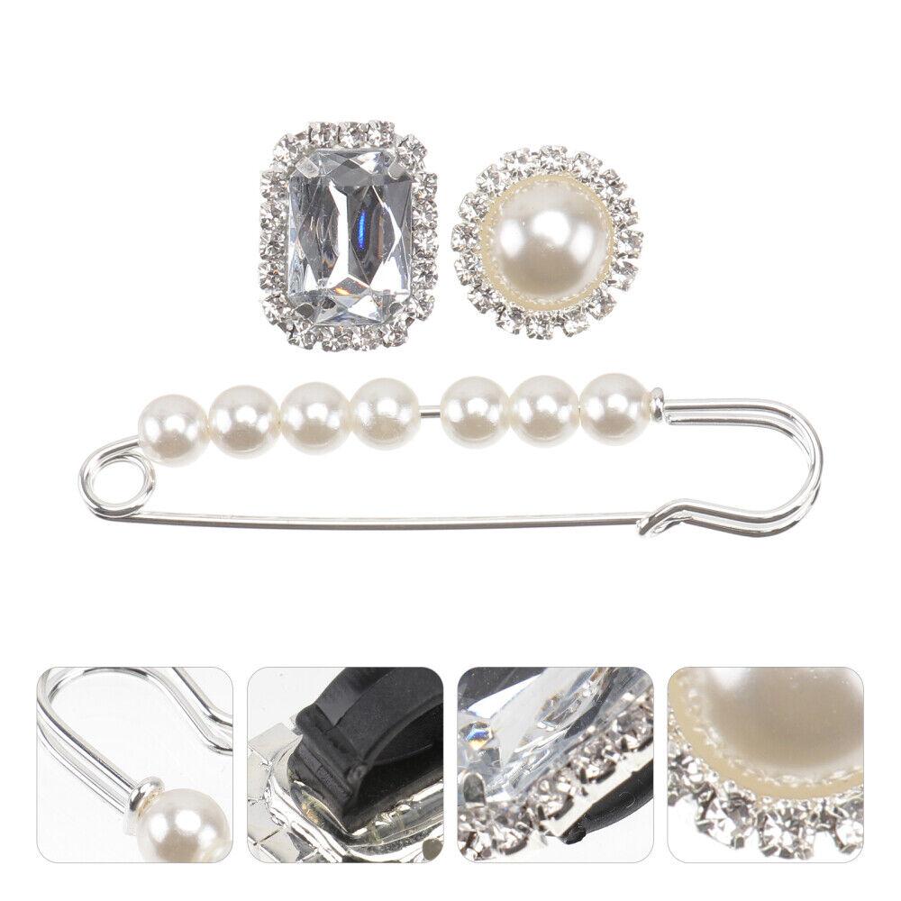 6Pcs Fashion Shoe Jewelry Female Shoe Accessories Shoe Ornaments for Woman