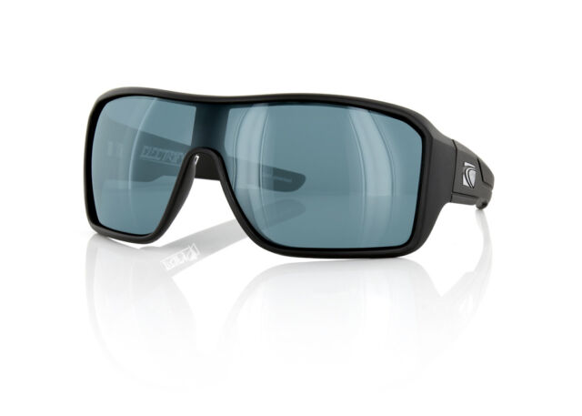 CARVE ELECTRIFY MATT BLACK POLARIZED SUNGLASSES MENS