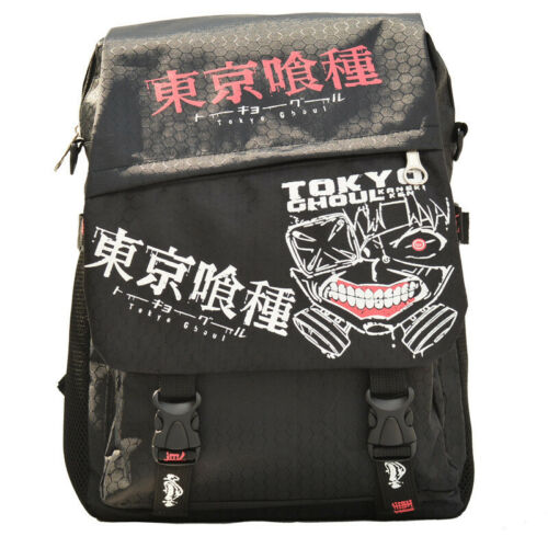Tokyo Ghoul Backpack Boys Student School Bag Girls Shoulders Bag Rucksack Gift