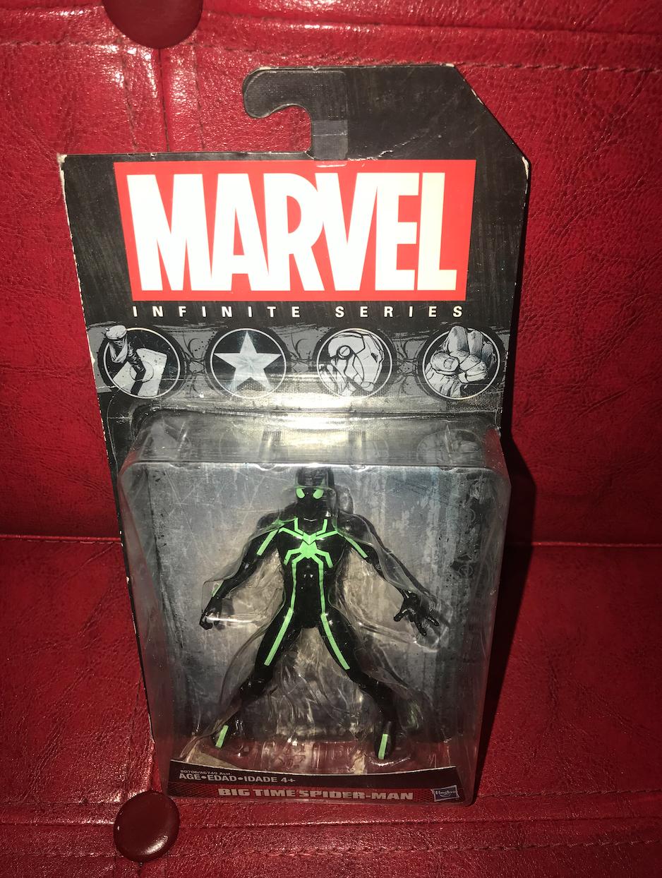 Marvel unendliche serie große spider - man mcoc