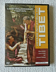 DVD-L-039-art-bouddhique-Tibetain-Voyage-initiatique-au-Tibet-neuf
