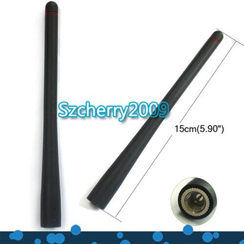 5 pcs VHF Whip Antenna For ICOM Radio IC-F50 IC-F50V IC-F51 IC-F51V