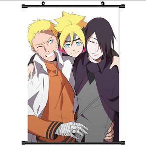 Anime Naruto Sakura home decor Wall Scroll Poster cosplay 2711