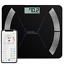 Heartline Bathroom Scales Body Fat BMI Smart Bluetooth Weighing Weight Digital