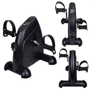 Mini Pedal Exerciser Bike Fitness Exercise Cycle Leg Arm W