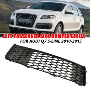 4L0807697B-Links-Stossstange-Gitter-Abdeckung-Fuer-AUDI-Q7-S-Line-4-Door-2010-2015