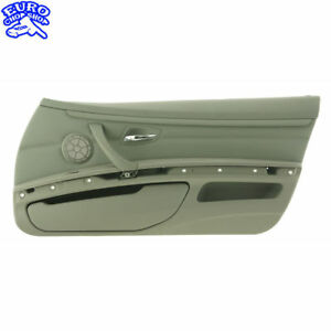 FRONT-RIGHT-DOOR-PANEL-trim-card-coupe-convertible-BMW-E92-E93-328i-2008-08