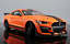 Maisto-1-18-2020-Ford-Mustang-Shelby-GT500-Diecast-Model-Racing-Car-Orange-BOXED thumbnail 4