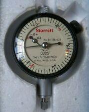 Starrett 81 136 623 Dial Indicator 0005 Machinist Tool