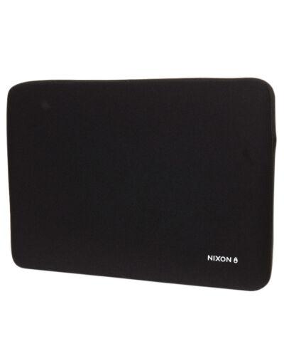 "Nixon Foundation 17/"" Laptop Sleeve Black"