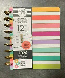 The Happy Planner Girl Planner Babe Stripe 2020 Medium PlannerM/&MBI