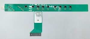 154442101-OEM-Frigidaire-Dishwasher-Keypad-Assembly-1-Year-Warranty