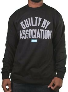 Col Association Coupable Rond Hommes Neuf Xl Pull In4mation Noir Par Avec wxqCYIg4