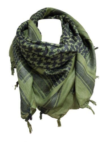 100/% Cotton Military Grade Shemagh Headscarf Keffiyeh Veil Tactical Sniper Wrap