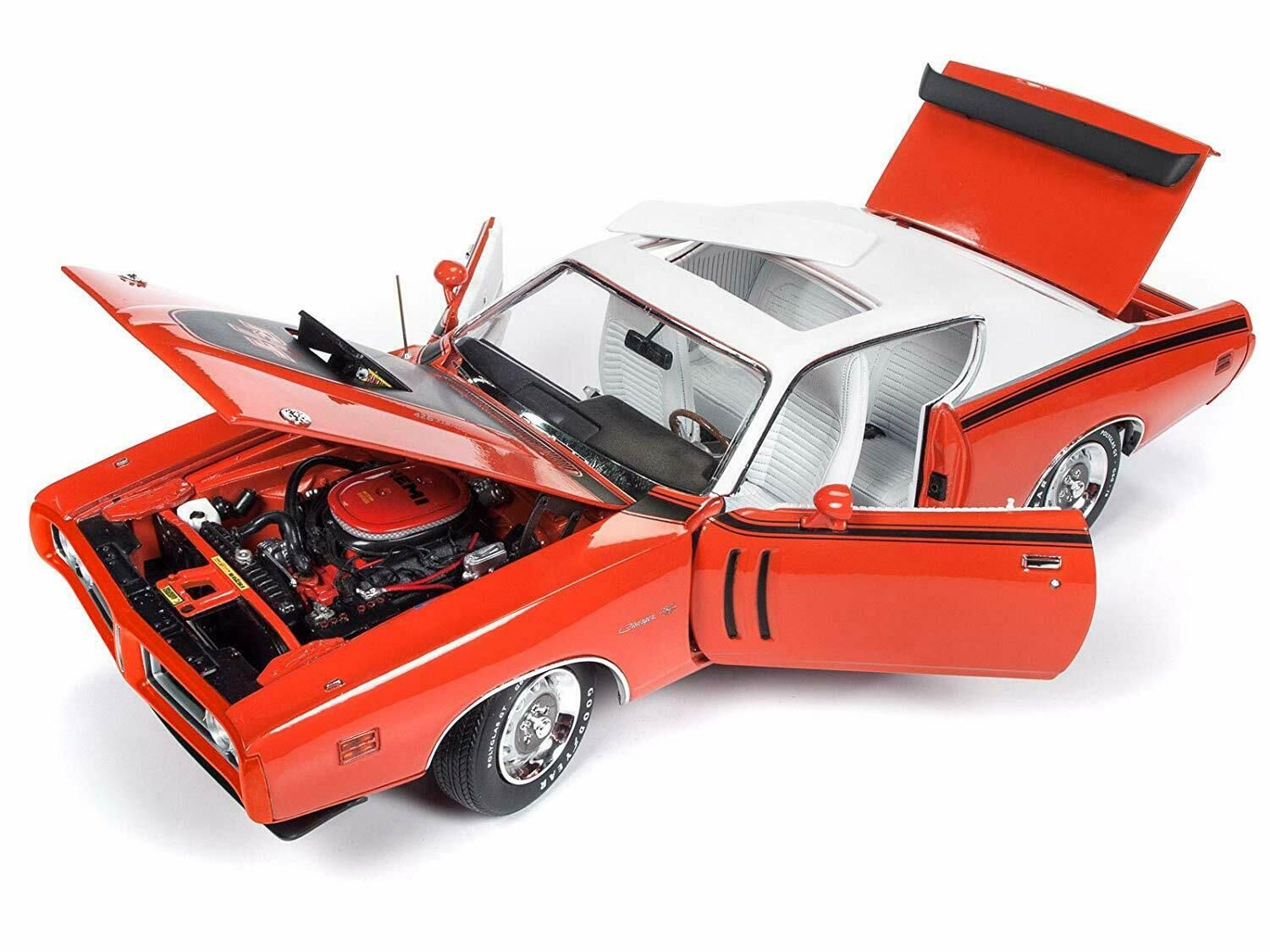 Dodge CHARGER R-T HARDTOP + SUNROOF 1971 (1 18) AUTOWelt