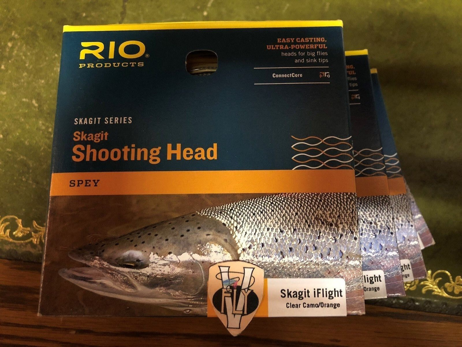 Rio Skagit Series iFlight Shooting Head Salmon Fly Line All Sizes