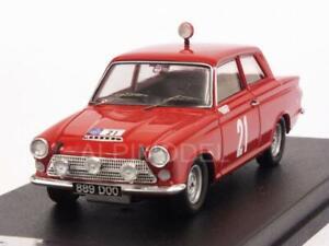 Ford Cortina Gt Rac Rally 1964 Seigle-morris - Nash 1:43 Trofeu Rruk12