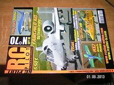 /;, RC Pilot n°70 Plan encarté Yupala / Flying Shark EasyGlider Focke-Wulf 190A5