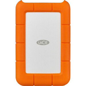 LaCie LaCie Rugged USB-C 5TB External Hard Drive Portable HDD