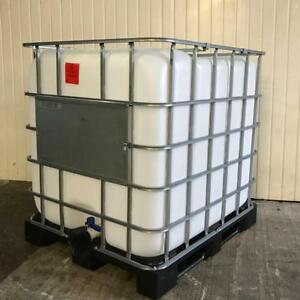 Reconditioned Litre IBC WaterLiquidFuel Storage Containers