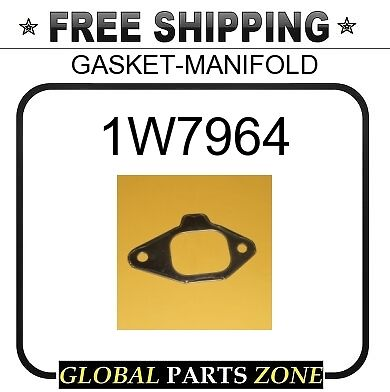 1W7964 CAT GASKET-MANIFOLD 8S8258 9Y1979 for Caterpillar