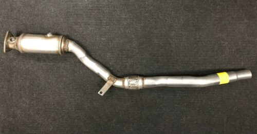 2002-2004 AUDI A6 QUATTRO 3.0L ENG FRONT DRIVER SIDE CATALYTIC CONVERTER