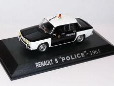 Voiture 1/43 M6 norev  RENAULT 8 POLICE pie 1965