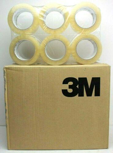3M Scotch Box Sealing Tape 311 Clear 72 mm x 100 m