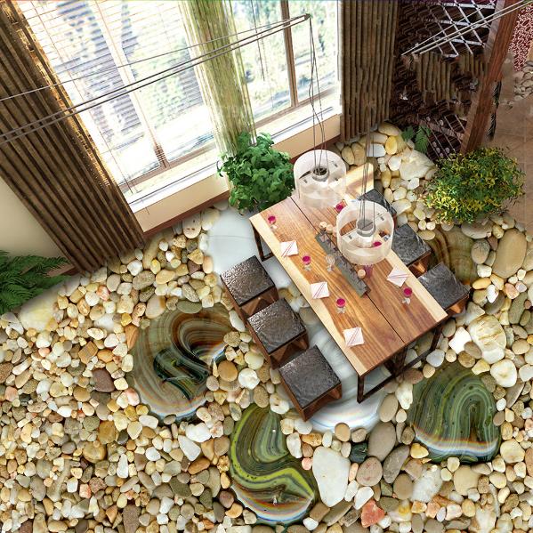 3D Stein Muster 562 Fototapeten Wandbild Fototapete Tapete Familie DE Lemon