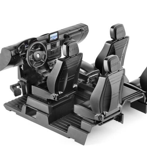 Für TRAXXAS TRX4 TRX6 BEZ G500 G63 6x6 RC Auto 1:10 RC Car Internal Center Cab